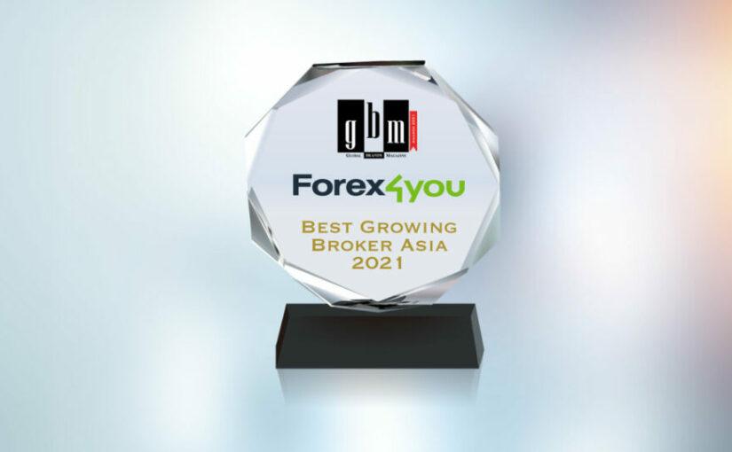 Новая награда Forex4you